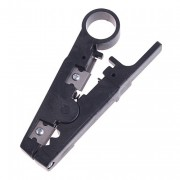 Инструмент для снятия изоляции, зачистки и обрезки проводов