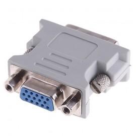 Переходник адаптер VGA - DVI (24 pin) F/M, C227GY