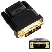 Переходник c DVI на HDMI для преобразования интерфейса