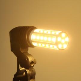Светодиодная LED лампа 10Вт эквивалент 100Вт, белый свет