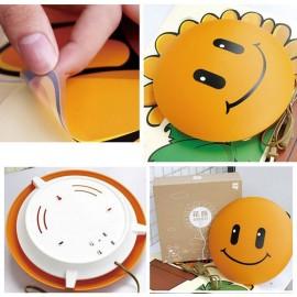 Светодиодный ночник для детской комнаты с настенным 3D рисунком Собачка