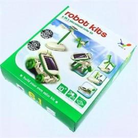 Детские развивающие игрушки на солнечной батарее