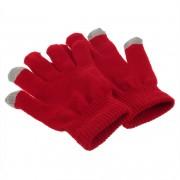 Теплые перчатки с управлением сенсорным экраном телефона, плеера, планшета