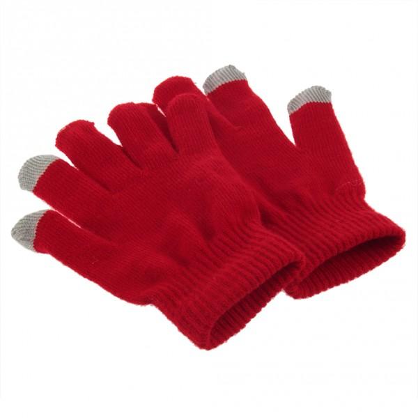 Теплые перчатки для сенсорных дисплеев Harsika р.UNI 1514