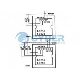 Пульт дистанционного управления на 4 устройства