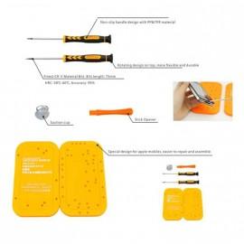 Инструменты для телефона айфон iPhone 5 или 5s (6-в-1) для снятия и замены экрана