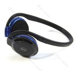 Беспроводные наушники с MP3 плеером, FM радио и поддержкой SD карт