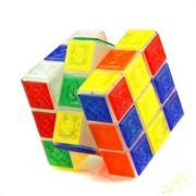 Светящийся светодиодный кубик Рубика