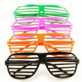 Очки для вечеринок Жалюзи для маскарада
