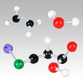 Комплект конструктор для составления моделей молекул по органической химии
