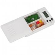 Таблетница, контейнер для таблеток с функцией напоминания о приеме