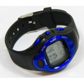 Наручные часы с монитором сердечного ритма и счетчиком калорий
