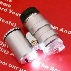 Портативный микроскоп 45х с подсветкой