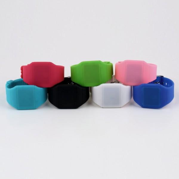 Купить часы электронные наручные тонкие