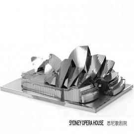 Металлический 3D пазл - головоломка