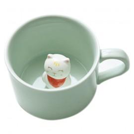 Чашка с 3D  животным (3D чашка)