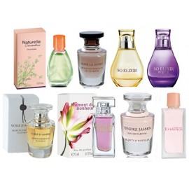 Набор женские мини парфюмы - 3 штуки