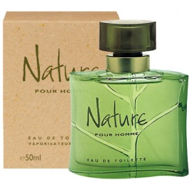 Мужские духи туалетная вода Натюр Nature pour Homme Ив Роше Yves Rocher