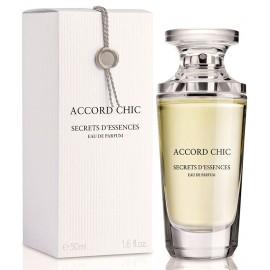 Женские духи парфюмерная вода Аккорд Шик Accord Chic Ив Роше Yves Rocher 50 мл