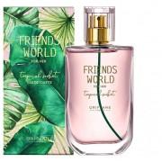 Женские духи Friends World For Her Tropical Sorbet Орифлейм Oriflame 50 мл