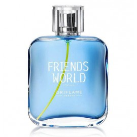 Мужские духи Friends World For Him Френдс Ворлд Орифлейм Oriflame 75 мл