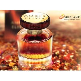 Женские духи Амбер Эликсир Amber Elixir Орифлейм Oriflame 50 мл