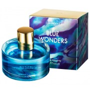Женские духи туалетная вода Блу Вандерс Blue Wonders 50 мл