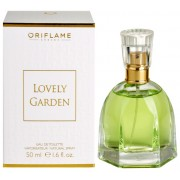 Женские духи Лавли Гарден Lovely Garden Орифлейм Oriflame 50 мл