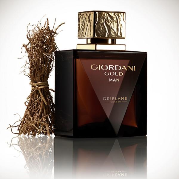 мужские духи Giordani Man