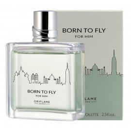 Мужские духи Born to Fly For Him Борн Ту Флай Фо Хим Орифлейм Oriflame 75 мл