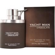 Мужские духи туалетная вода Yacht Man Chocolate Яхт Мэн Шоколад 100 мл