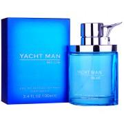 Мужские духи туалетная вода Yacht Man Blue Яхт Мен Блу 100 мл