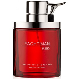 Мужские духи Yacht Man Red Яхт Мен Ред 100 мл