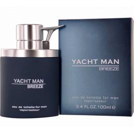 Мужская туалетная вода Yacht Man Breeze Яхт Мен Бриз 100 мл