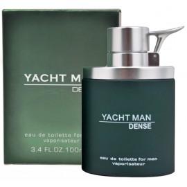 Мужская туалетная вода Yacht Man Dense Яхт Мен Денс 100 мл