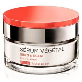 Ночной крем маска от морщин Естественное Сияние Serum Vegetal Серум Вежеталь 50 мл