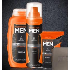 Мужской шампунь для волос и тела Норд Экстрим для мужчин North for Men Орифлейм Oriflame