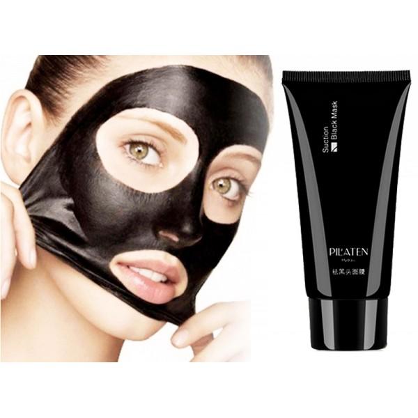 пилатен маска от черных точек