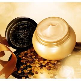 Питательный крем для рук и тела Молоко и мед Орифлейм Oriflame – Золотая серия