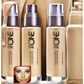 Стойкая тональная основа The ONE EverLasting Орифлейм Oriflame Слоновая кость 30 мл