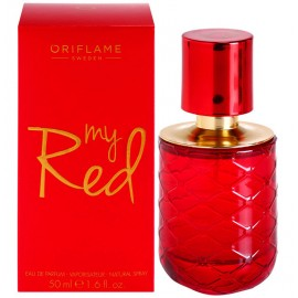 Женские духи парфюмерная вода Май Ред My Red 50 мл