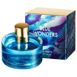 Женская туалетная вода Блу Вандерс Blue Wonders Орифлейм Oriflame 50 мл