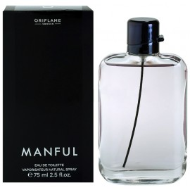 Мужские духи Менфул Manful Орифлейм Oriflame