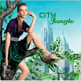Женская туалетная вода City Jungle Сити Джангл Орифлейм Oriflame