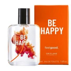 Женская туалетная вода Be Happy Feel Good Орифлейм Oriflame 50 мл