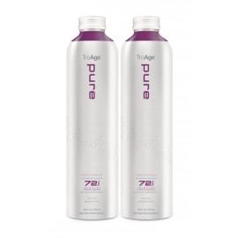 Натуральный сок Нони Noni Pure биоактивный напиток без примесей 2x750мл