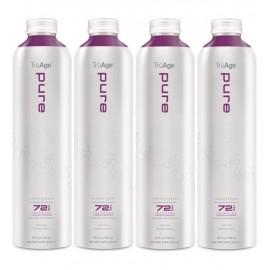 Натуральный сок Нони Noni Pure биоактивный напиток без примесей 4x750мл