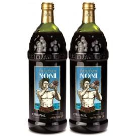 Натуральный сок Нони биоактивный напиток, 2 бутылки по 1л