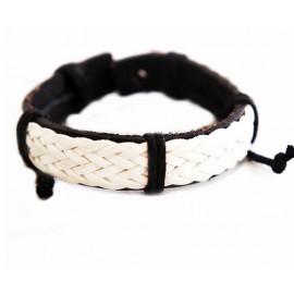 Кожаный браслет Пират Карибского Моря