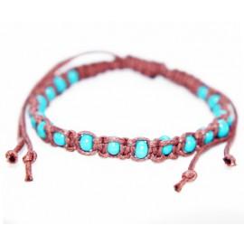 Оригинальный плетеный браслет Гаваи